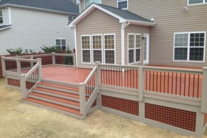 Photo #7: Triangle Deck Builders. DECKS & SCREEN PORCHES