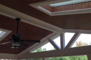Photo #5: Triangle Deck Builders. DECKS & SCREEN PORCHES
