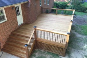 Photo #4: Triangle Deck Builders. DECKS & SCREEN PORCHES