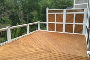 Photo #3: Triangle Deck Builders. DECKS & SCREEN PORCHES