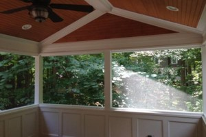 Photo #1: Triangle Deck Builders. DECKS & SCREEN PORCHES