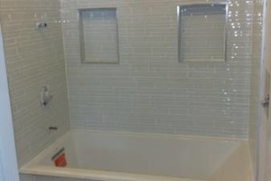 Photo #3: British tile guy for all tile work residential and commercial