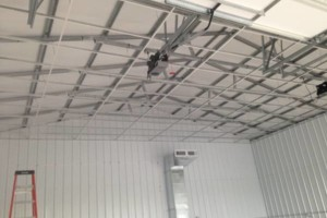 Photo #23: ACOUSTICAL CEILING INSTALLATION. RESIDENTIAL/COMMERCIAL