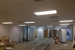 Photo #21: ACOUSTICAL CEILING INSTALLATION. RESIDENTIAL/COMMERCIAL