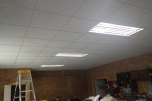 Photo #18: ACOUSTICAL CEILING INSTALLATION. RESIDENTIAL/COMMERCIAL