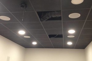 Photo #15: ACOUSTICAL CEILING INSTALLATION. RESIDENTIAL/COMMERCIAL