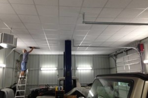 Photo #11: ACOUSTICAL CEILING INSTALLATION. RESIDENTIAL/COMMERCIAL