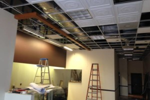 Photo #10: ACOUSTICAL CEILING INSTALLATION. RESIDENTIAL/COMMERCIAL