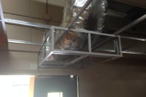 Photo #8: ACOUSTICAL CEILING INSTALLATION. RESIDENTIAL/COMMERCIAL