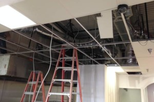 Photo #5: ACOUSTICAL CEILING INSTALLATION. RESIDENTIAL/COMMERCIAL