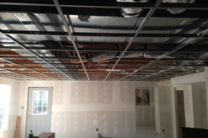 Photo #3: ACOUSTICAL CEILING INSTALLATION. RESIDENTIAL/COMMERCIAL