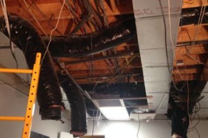 Photo #2: ACOUSTICAL CEILING INSTALLATION. RESIDENTIAL/COMMERCIAL