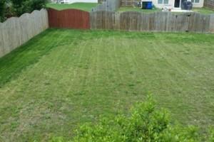 Photo #3: Grass Cut/Mowing, Power Washing, Aeration....