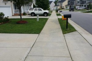 Photo #2: Grass Cut/Mowing, Power Washing, Aeration....