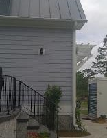 Photo #2: Seamless Rain Gutters. Spring specials!