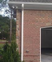 Photo #3: Seamless Rain Gutters. Spring specials!