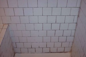 Photo #4: Grout Works . Floor & Shower Tile