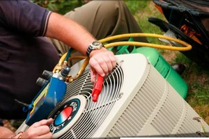 Photo #1: Air Conditioning Replacement System