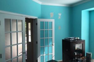 Photo #5: HOME REMODEL - renovation & improvement. Paint room $100