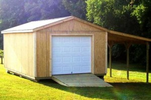 Photo #4: Decks and Sheds