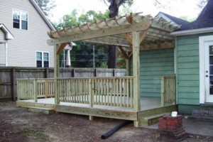 Photo #7: Decks and Sheds