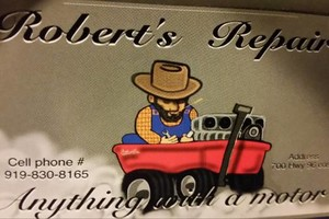 Photo #2: Roberts Repair - Anything With A Motor