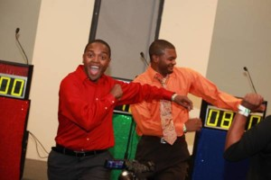 Photo #5: Magic Barry Entertainment. Team-Building Game Shows for Special Events