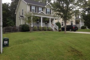 Photo #10: LAWN SERVICES - BLOWING, MULCH, LEAF BLOWING
