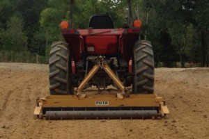 Photo #4: Grove Hill Landscape - TRACTOR WORK/TILLING FOR SEEDING