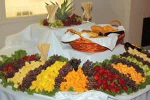 Photo #2: Catered events, Weddings, Birthday Parties, Outdoor Events
