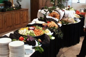 Photo #1: Catered events, Weddings, Birthday Parties, Outdoor Events
