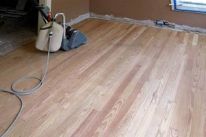 Photo #23: HARDWOOD FLOORING. DOCTOR REFINISHER PLUS REPAIRS