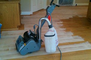 Photo #19: HARDWOOD FLOORING. DOCTOR REFINISHER PLUS REPAIRS