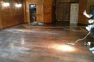 Photo #17: HARDWOOD FLOORING. DOCTOR REFINISHER PLUS REPAIRS