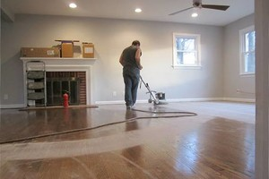 Photo #14: HARDWOOD FLOORING. DOCTOR REFINISHER PLUS REPAIRS