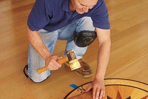 Photo #7: HARDWOOD FLOORING. DOCTOR REFINISHER PLUS REPAIRS