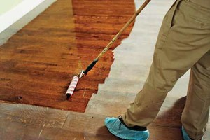 Photo #6: HARDWOOD FLOORING. DOCTOR REFINISHER PLUS REPAIRS