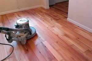 Photo #4: HARDWOOD FLOORING. DOCTOR REFINISHER PLUS REPAIRS