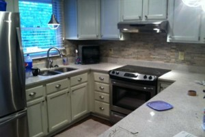 Photo #2: Ellington's Home repair/Remodel