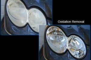 Photo #9: Car Head Light Fixing making it just like Brand New Only ($50)