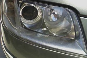 Photo #1: Car Head Light Fixing making it just like Brand New Only ($50)