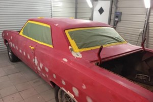 Photo #13: Auto body paint and repair (car or truck)