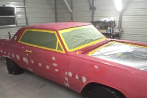 Photo #14: Auto body paint and repair (car or truck)