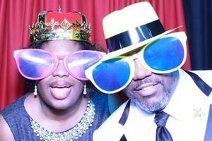 Photo #14: DJ, Free Uplights, Photo Booth, Ceremony & Reception = $750