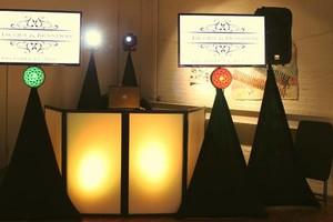 Photo #5: DJ, Free Uplights, Photo Booth, Ceremony & Reception = $750