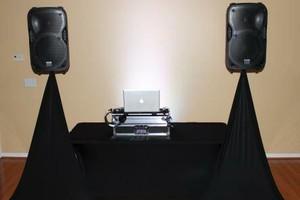 Photo #4: DJ, Free Uplights, Photo Booth, Ceremony & Reception = $750