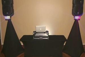 Photo #3: DJ, Free Uplights, Photo Booth, Ceremony & Reception = $750