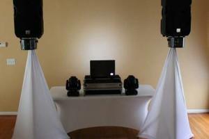 Photo #2: DJ, Free Uplights, Photo Booth, Ceremony & Reception = $750