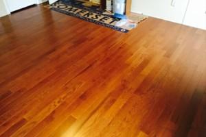 Photo #1: Elit Hardwood flooring intaller (tear out existing carpet / tile / hardwoods)
