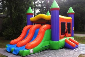 Photo #2: Renting Bounce house. $120 for all day!